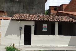 (Cod: 469) Casa –Rua Ofir, 176 – Itaperi