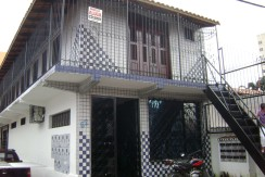 (Cod: 611 Apartamento – Rua Moreira de Souza, 62 Ap. 104 – Parquelandia