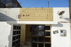 ( Cod: 603) Casa – Rua Carnaubal, 870 – Jardim Guanabara