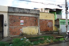 ( Cod: 601) Terreno + Casa – Rua Argentina, 37 – Bela Vista
