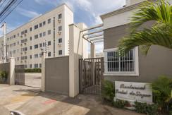 Rua Taquatiara, Nº 100, Aptº 209, Bl. 02 , Messejana – Residencial Portal da Lagoa. ( Apt – Locação )